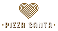 Pizza Santa Logo